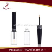 AX19-2 escova de eyeliner plástico escova eyeliner tubo