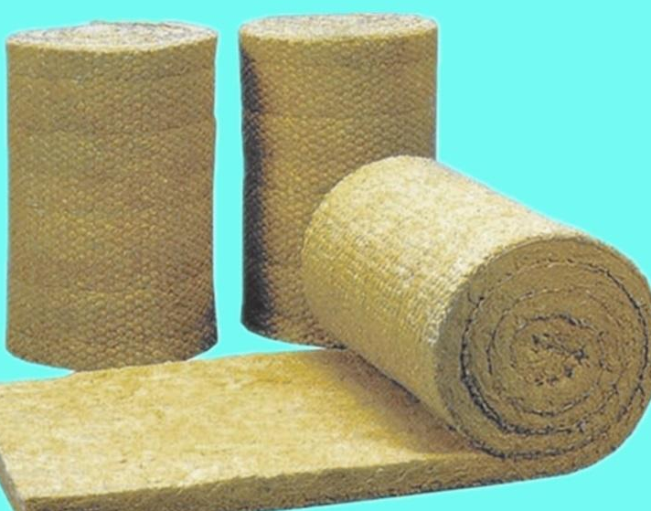 Rock Wool Felt with Wire