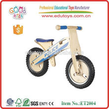Hot Sale Wooden Kids Balance Bike for 6 year old