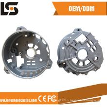 Литье алюминиевых деталей для электрического двигателя Крышка двигателя