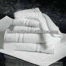 Nuevos colores de la novedad algodón 100% del algodón al por mayor paño de la colada del hotel