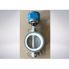 PTFE Seat Butterfly Valve for Strong Acid