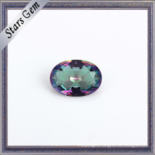 Beautiful Electroplating Rainbow Color Crystal Glass for Jewelry