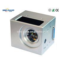 Hohe Geschwindigkeit 15m / s SG7210 Galvo-Scanner / Scan-Kopf für Lasermarkierung im laufenden Betrieb