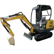 Vendas da máquina escavadora hidráulica da exploração agrícola 2Ton