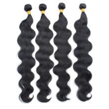 Объемная волна Оптовая цена фабрики 5А класс человеческих волос девственницы