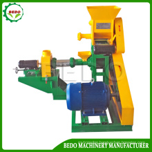 Automatic Floating Fish Food Pelletizer Extruder Machine For Sale