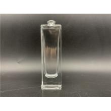 Bouteille rectangulaire de 50 ml de bouteille de parfum bouteille cosmétique