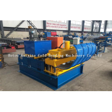 Hydraulic Steel Roof Panel Curving Building Machine