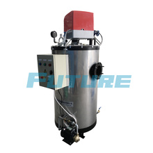 500kg/H Industrial Gas & Oil Fired Steam Generator