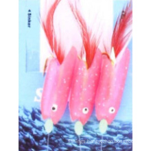 Plastic Fishing Lure Sabiki on Selling