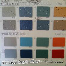 Revêtements de sol médicaux et de laboratoires en PVC homogènes professionnels