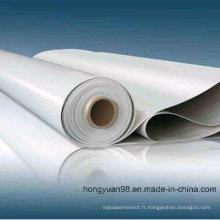 Membrane imperméable de Tpo avec le certificat d'OIN (toits en béton ou projets de construction)