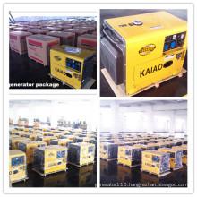 Portable Silent 5kw Diesel Generator
