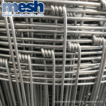 china supplier galvanized horse sheep iron fencing