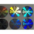 Custom Permanent 3D  Hologram Sticker Label