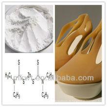 fórmula química da borracha ZDBC de Accelerator (BZ) CAS NO.136-23-2