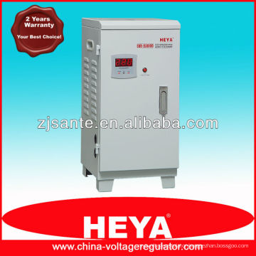SRV-15000-D vertical relay type AVR voltage regulator