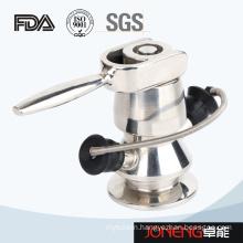 Stainless Steel Sanitary Aseptic Sampling Valve (JN-SPV1004)