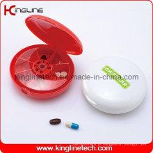 Recipientes de plástico para caixa de pílula de plástico de 8 capas (KL-9001)