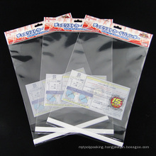 BOPP Header Bag with Best Quality