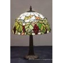 Главная Украшение Tiffany Настольная лампа T10031