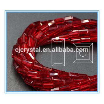 Perles de verre en vrac en perles de verre 10-11mm