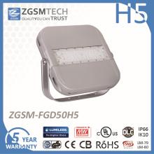 50W 5 ans de garantie LED Floodlight pour l'éclairage extérieur