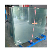 Good quality  6mm 8mm 10mm 12mm low iron ultra clear crystal fully tempered toughened glass for building