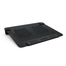 """ORICO double ventilateur Tous les blocs de refroidissement d'ordinateur portable en aluminium de 14 pouces 15 """"Notebook Cooling Pad"""