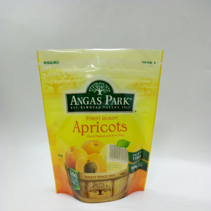 Doypack Stand Up Pouchs For Food Packaging