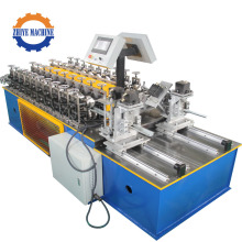Omega Profile Cold Forming Machine
