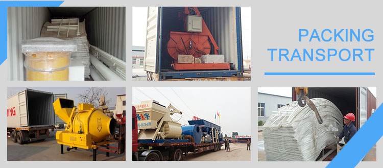 Concrete Mixer with Best Price package