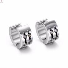 2017 Good Quality Stainless Steel Hoop Piercing Earring Jewelry