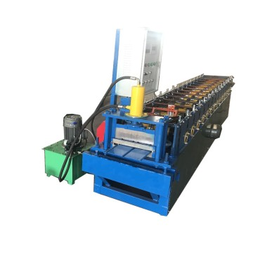 Wall Panel Cold Forming Machine
