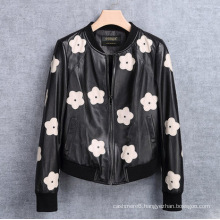 New Fashion Genuine Sheep Leather Clothing