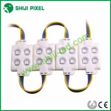 Завод Оптовая открытый IP66 водонепроницаемый один цвет DC12V 0.96 Вт Сид epistar 5050 инъекций светодиодный модуль