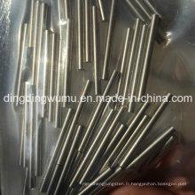 Tige de tungstène Aks pour électrode de lampe et de lumière