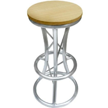 Aluminum unique bar stools,used commercial bar stools for bar and exhibiton