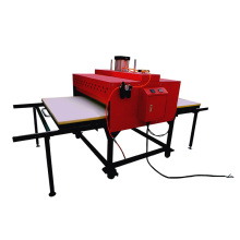 Automatic Pneumatic double-positions heat Transfer Machine