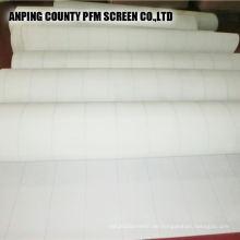 Endloser Polyester Pekings, der das Gewebe spinnt für die Papierherstellung bildet