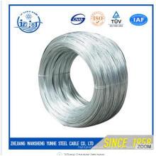 18 Cable de fijación del calibre (1.2) y, 5.5 Acero Suave (MS) Cable de alambre