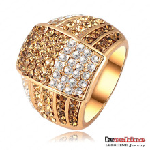 18k Gold Plated Women Rings (Ri-HQ0020)