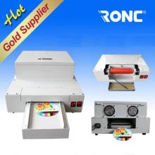 Oil Glossy Coating Machine for CD DVD Disk