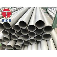 ASTM B163 Бесшовные трубы из никелевой легированной стали