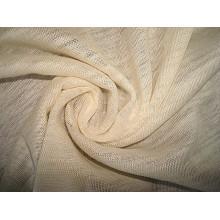 Tissu à tricoter Pure Ramie avec Mercerized