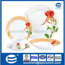2014 new porcelain tableware factory direct wholesale