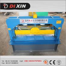 Machine de formage de rouleaux de panneau de toit Dx 1000 avec prix compétitif