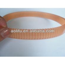 Courroies de distribution avec fibre aramide