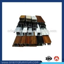 Cozinha de alumínio de baixo preço mobiliário moderno